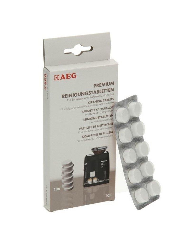 AEG Reinigingstabletten - 10 stuks
