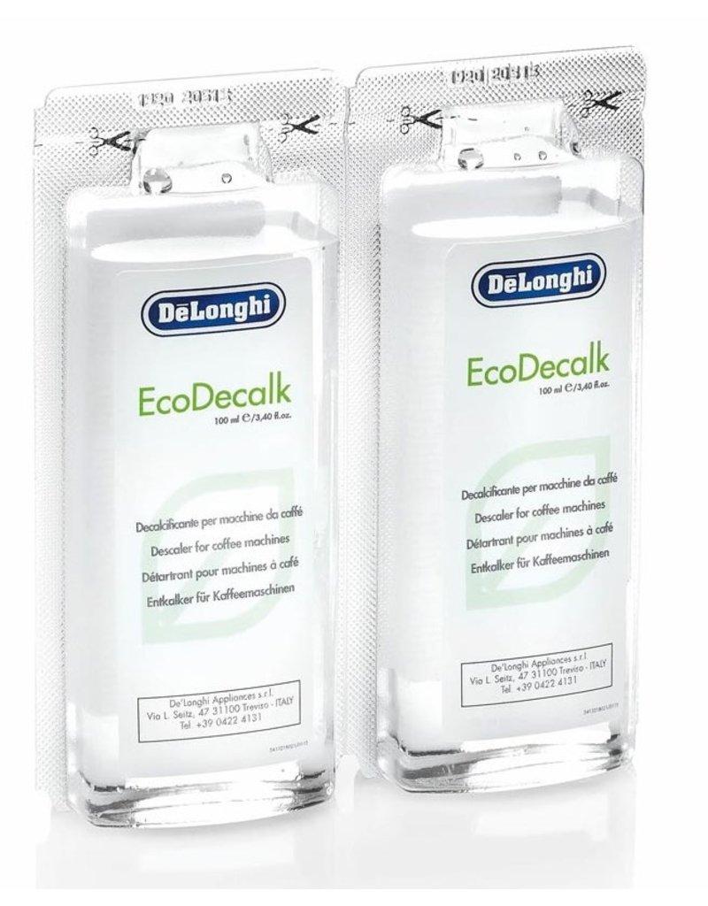 DELONGHI DLSC003 EcoDecalk Mini - 2x100ml