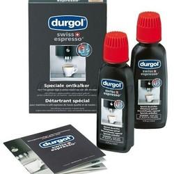 DURGOL swiss espresso - Anti-kalk - vloeistof - fles - 125 ml (pak van 2)