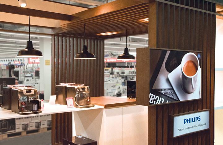 Philips Saeco espressomachine onderhouden?