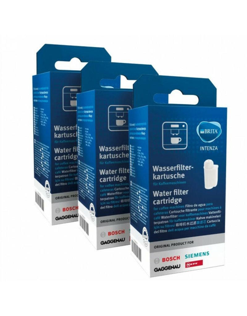SIEMENS BOSCH Brita Intenza Waterfilter (3 stuks)