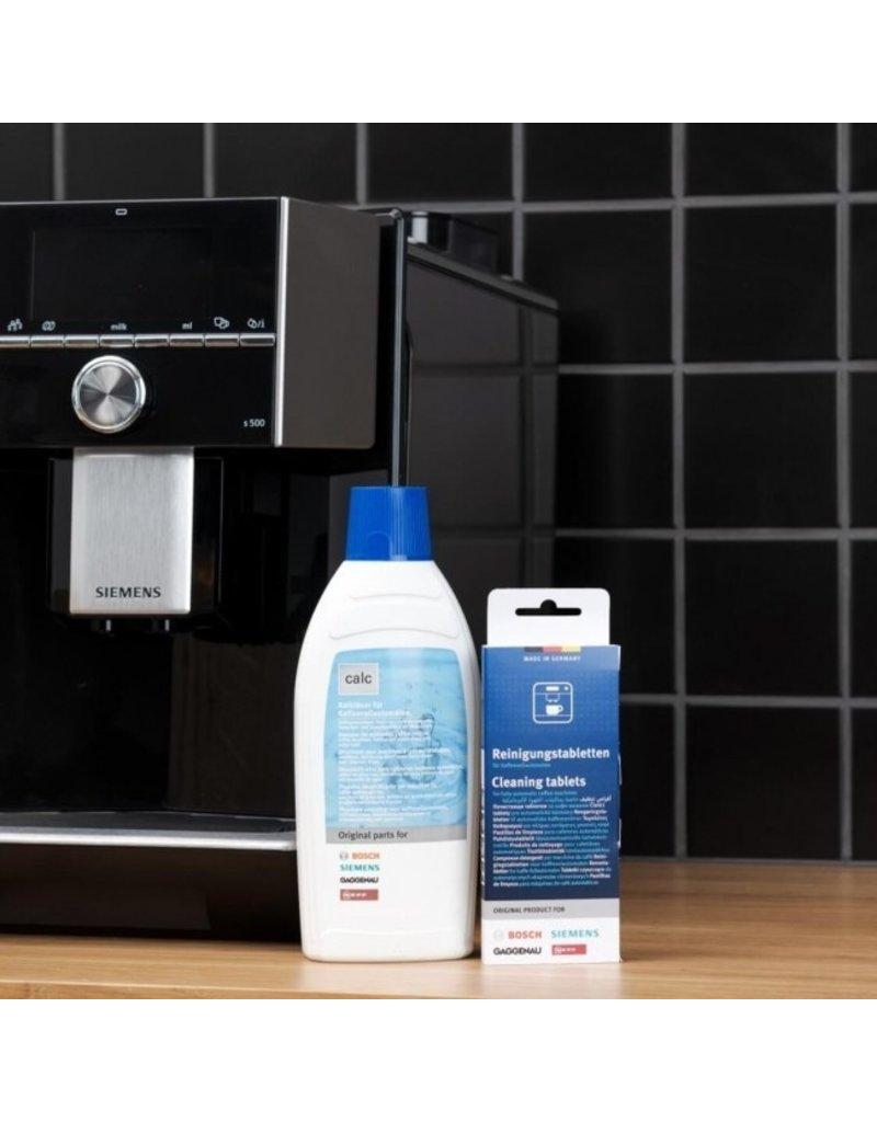 BOSCH Reinigingsset ontkalker en Reiniger Koffie, 311980, 00311980