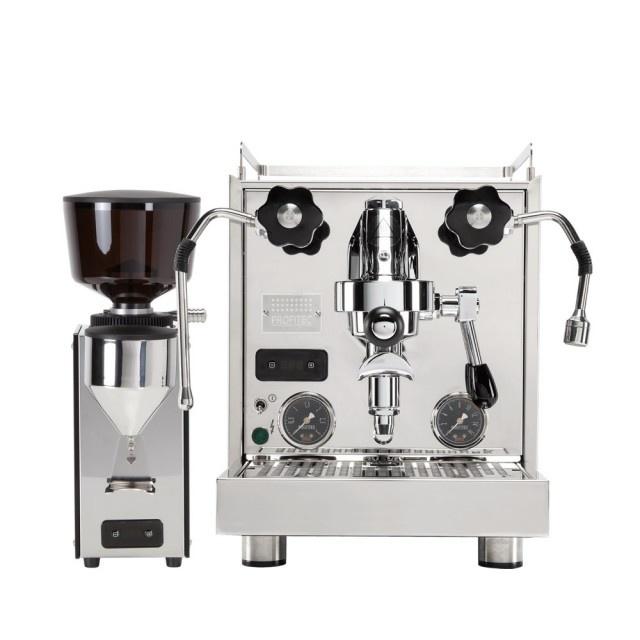 Hoe moet ik een dubbele boiler espressomachine ontkalken?