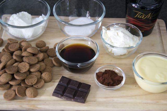 Pepernoten koffie tiramisu recepten