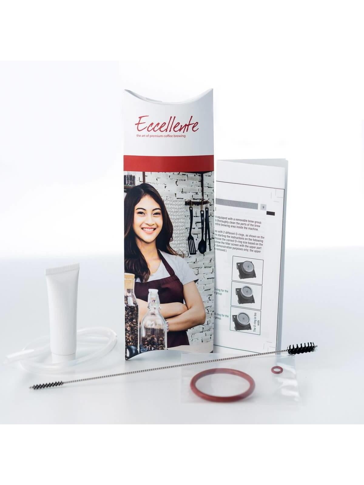 ECCELLENTE Clean & Care set voor Siemens Bosch