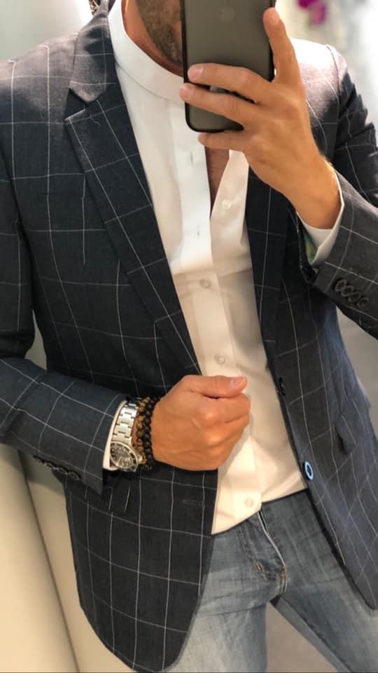 New Robeaux Custom Blazer