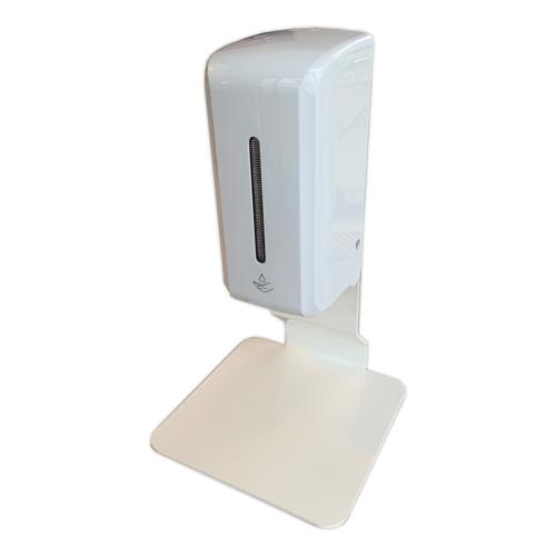 Desktop No-Touch dispenser.