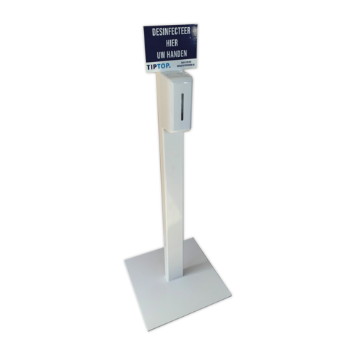 Desinfectie zuil met Contactloze Dispenser