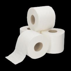 Toiletpapier cellulose 40 rollen 2 laags 400 vel