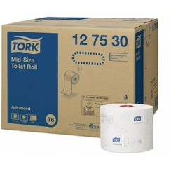 Tork Toiletrol (T6) 2 laags v.p 27 rollen a 90 meter