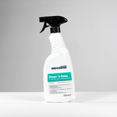 Wecoline Clean 'n Easy Desinfectie Foamspray