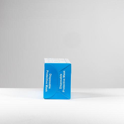 ACTIE!! | Mondkapjes 50 stuks per doos