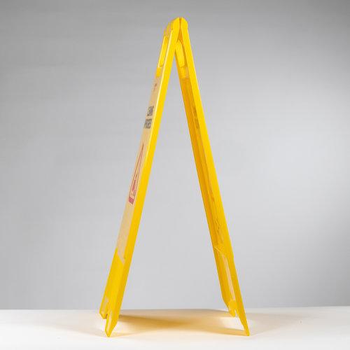 TipTop Producten Waarschuwingsbord voor een natte vloer