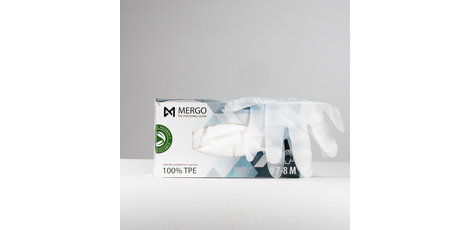 Kies je voor milieubewust én de beste prijs, of niet? Mergo TPE handschoen vs. Nitril.