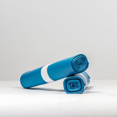 Afvalzak 70x110 T25 Blauw 500st
