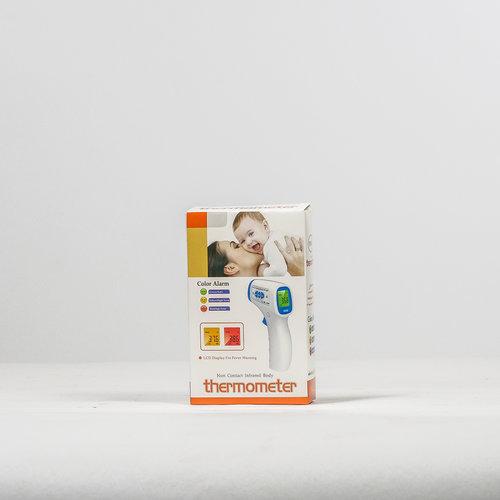 Medische Infrarood elektrische thermometer - Draadloos en contactloos