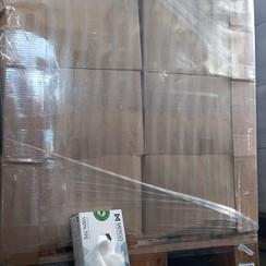 Mergo TPE handschoenen EN 445 en EN374  maat XL 200 st per doos , grote partijen mogelijk