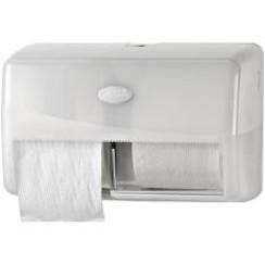 Toiletrol dispenser wit