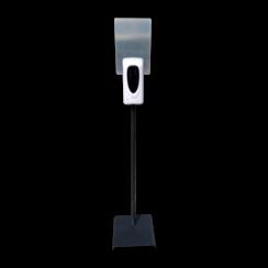 Desinfectie Zuil Met Contactloze Dispenser, refurbished
