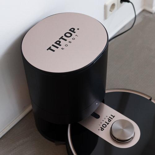 TipTop Producten Zelf ledigende robot stofzuiger