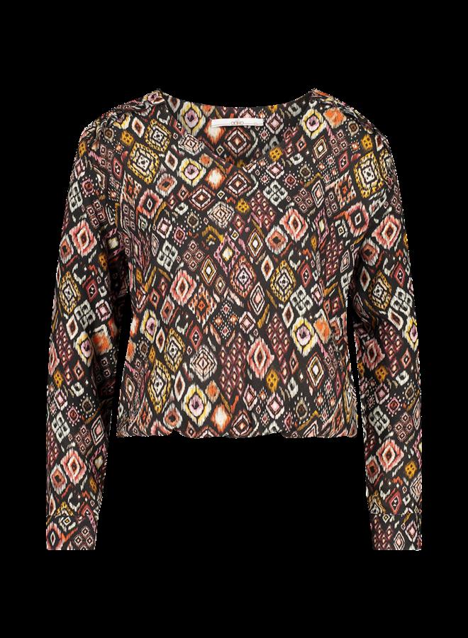 Blouses Mirell Vis 533 | multicolour | Maat XS
