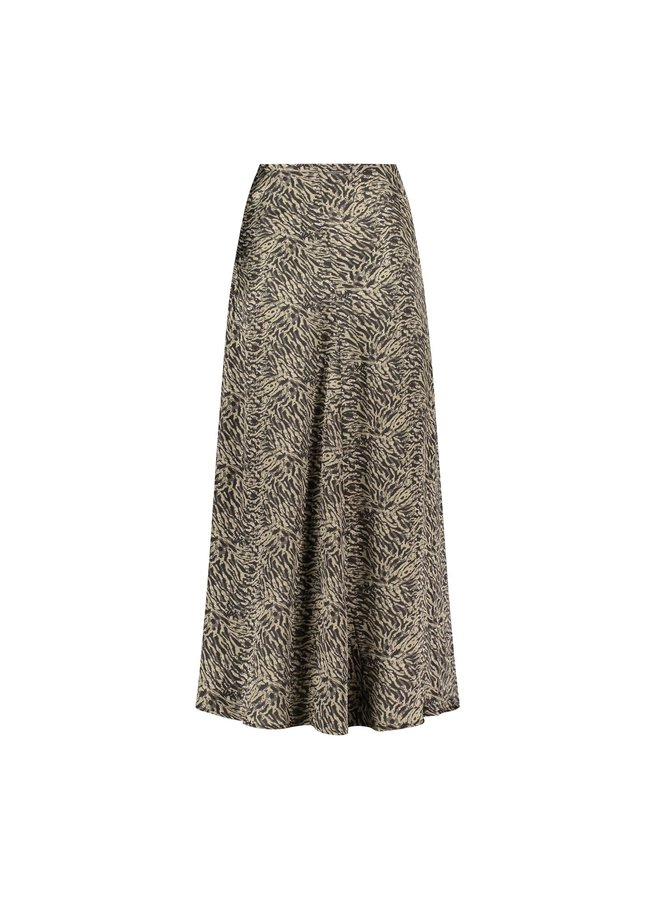 Lexi Skirt | 1755-stormy brown | Maat XS