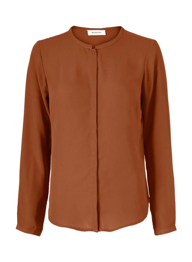 Cyler Shirt | mocha bisque