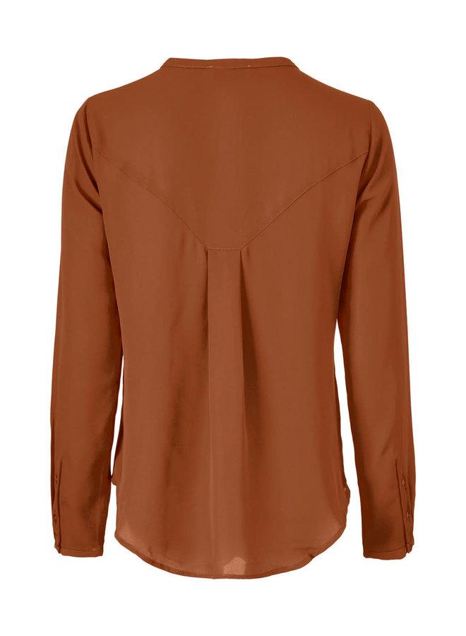 Cyler Shirt   mocha bisque