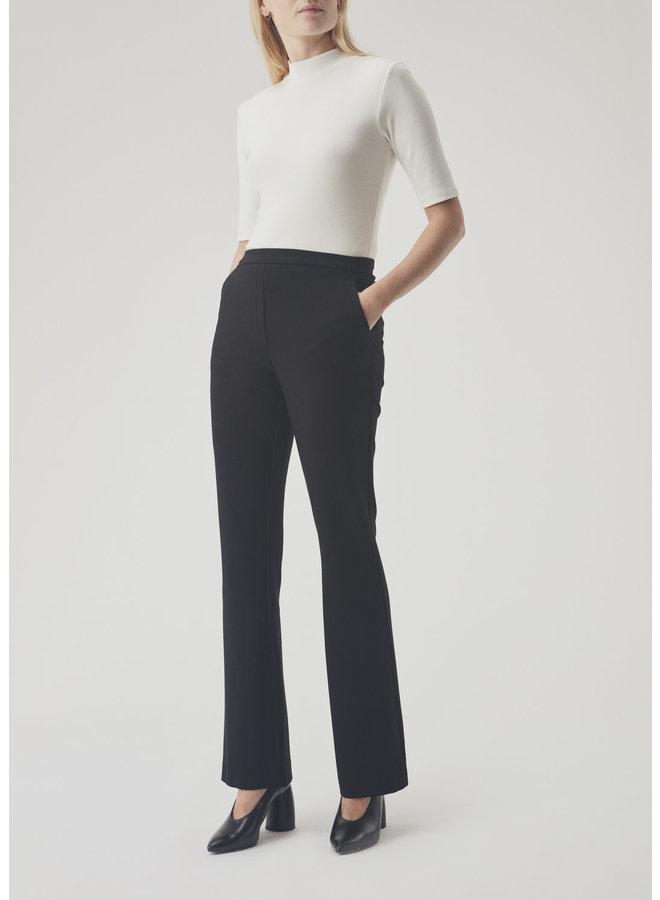 Tanny Flare Pants | black