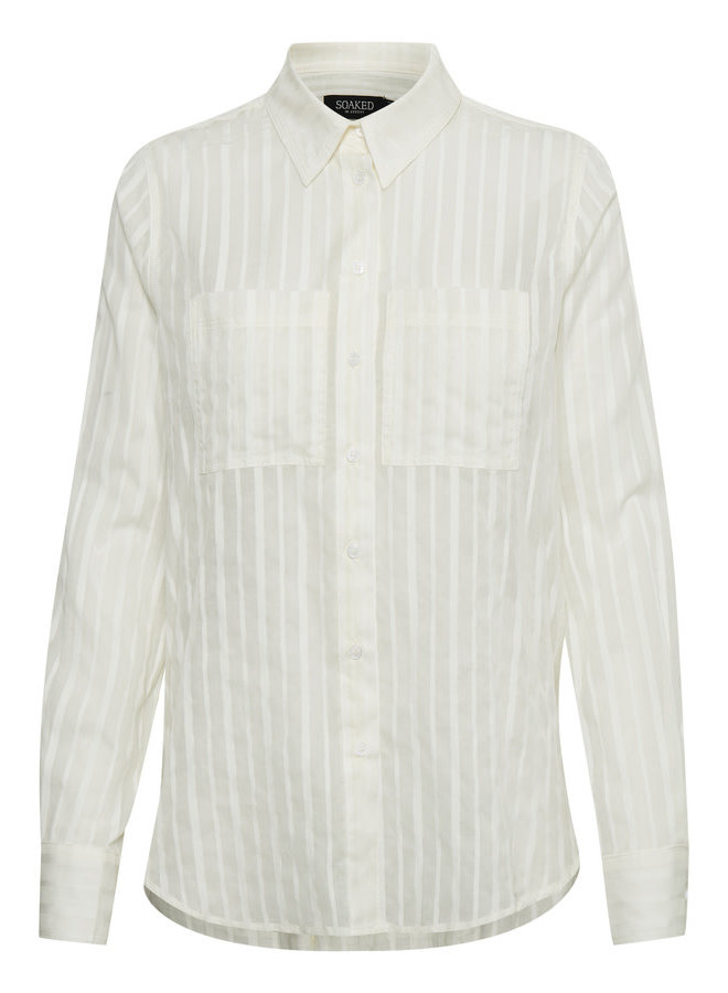 Sl Egaleo Shirt Ls | whisper white