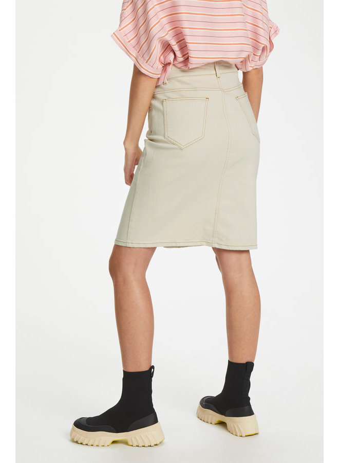SLShani Skirt   antique white