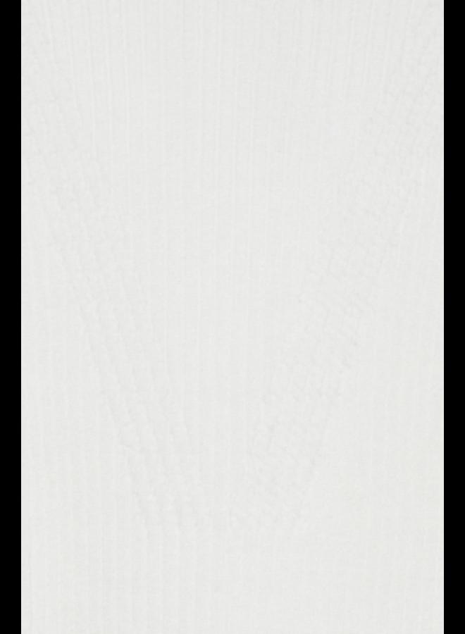Knit Pullover -  IHMEGAN LS | cloud dancer 10111