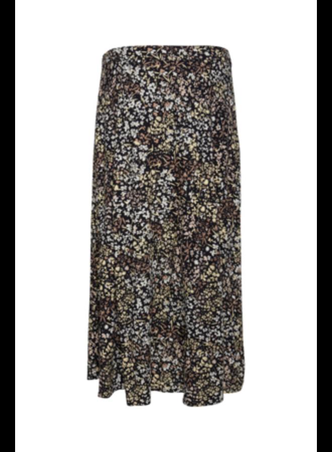 Skirt Casual -  IHBETTA SK   black 194008