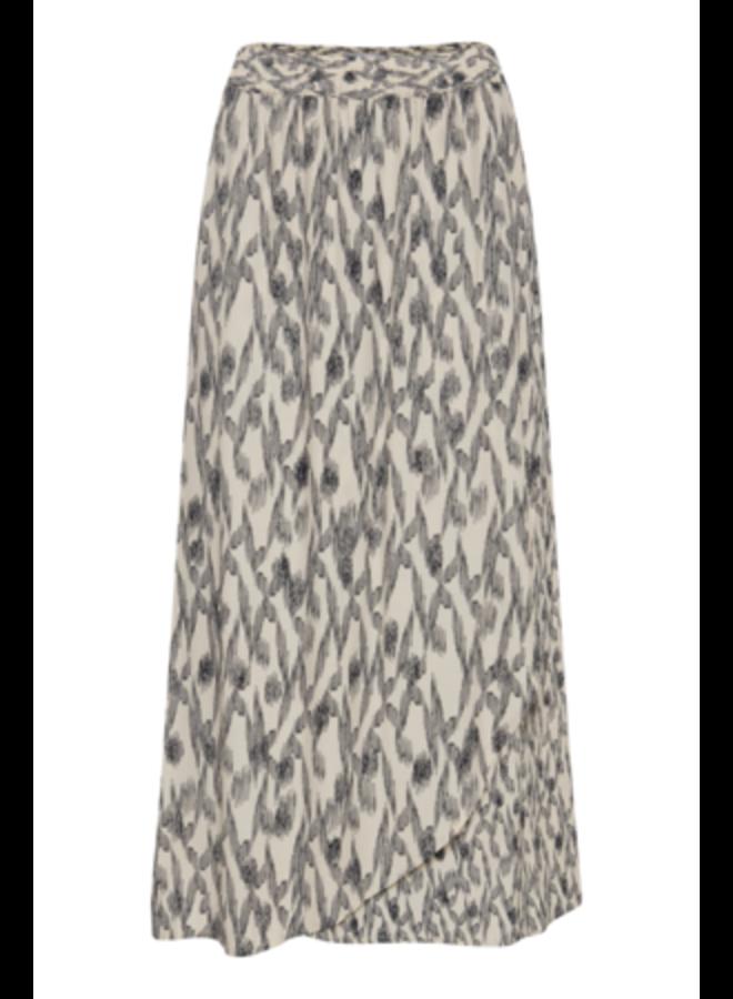 Skirt Casual -  IHBIJOU SK | tapioca 121403