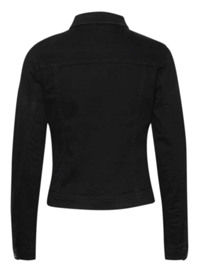 Ihastampe jacket   black