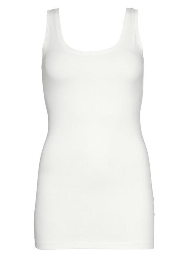 Tulla Tank Top | white