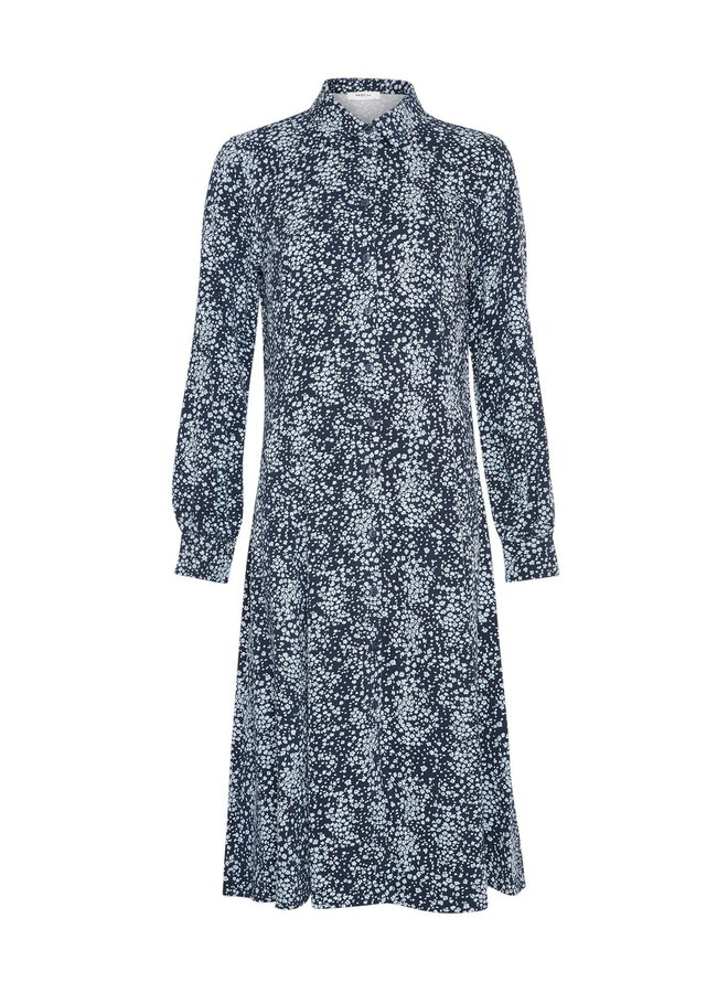 Amaya Raye LS Dress AOP | s cap flower