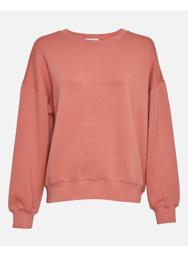 Ima DS Sweatshirt | brick dust