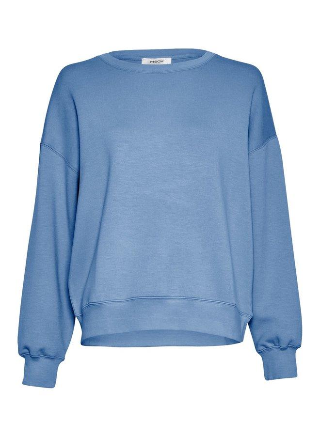 Ima DS Sweatshirt | s lake blue