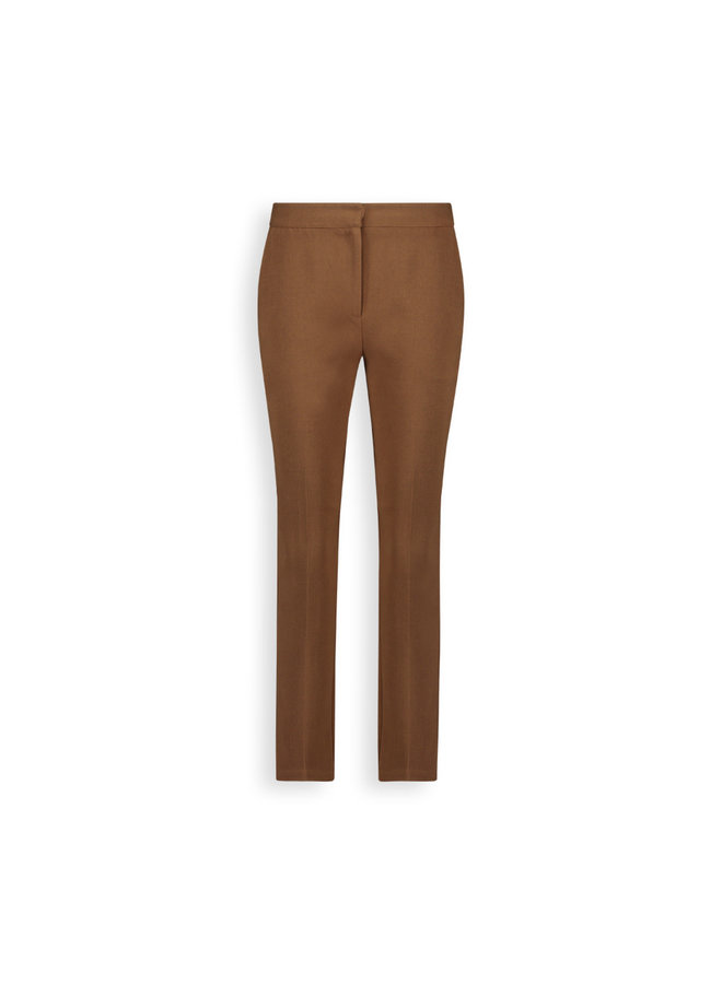 Flore pants | cocao brown