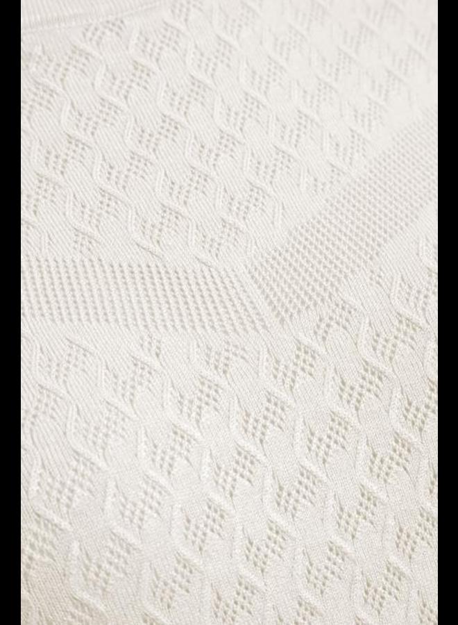 SL Menika Jumper LS - broken white