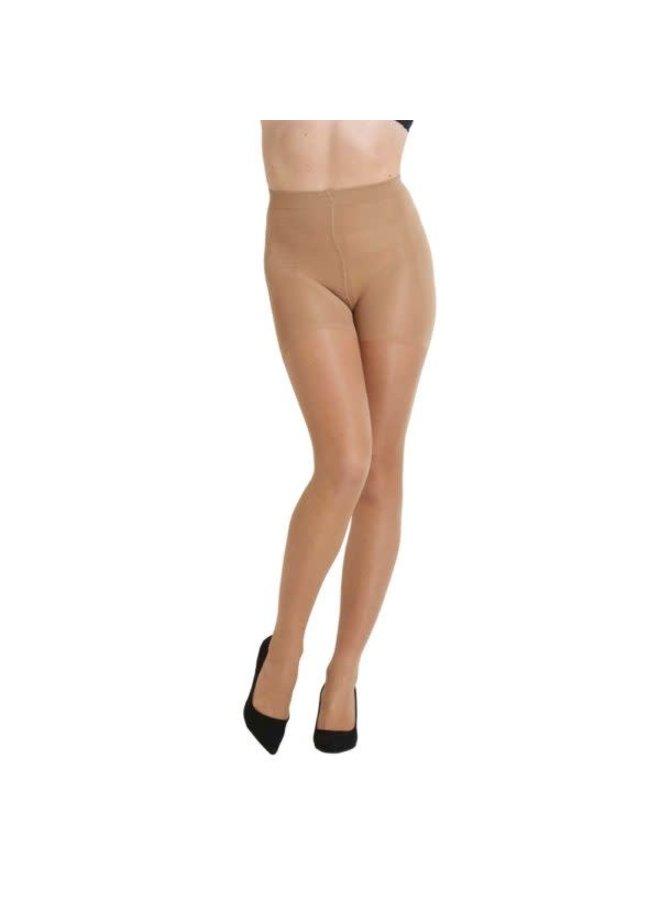 High Waist shape up tights 15d | Nude