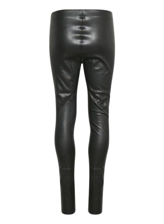 SLKaylee PU Leggings | black
