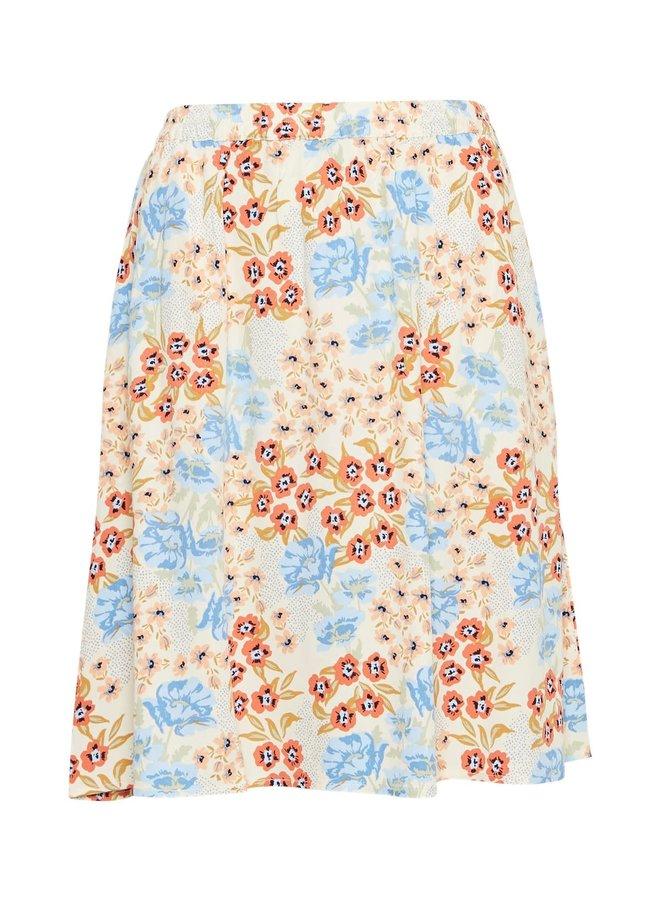 Ashlyn Raye Skirt AOP   wood ash flower