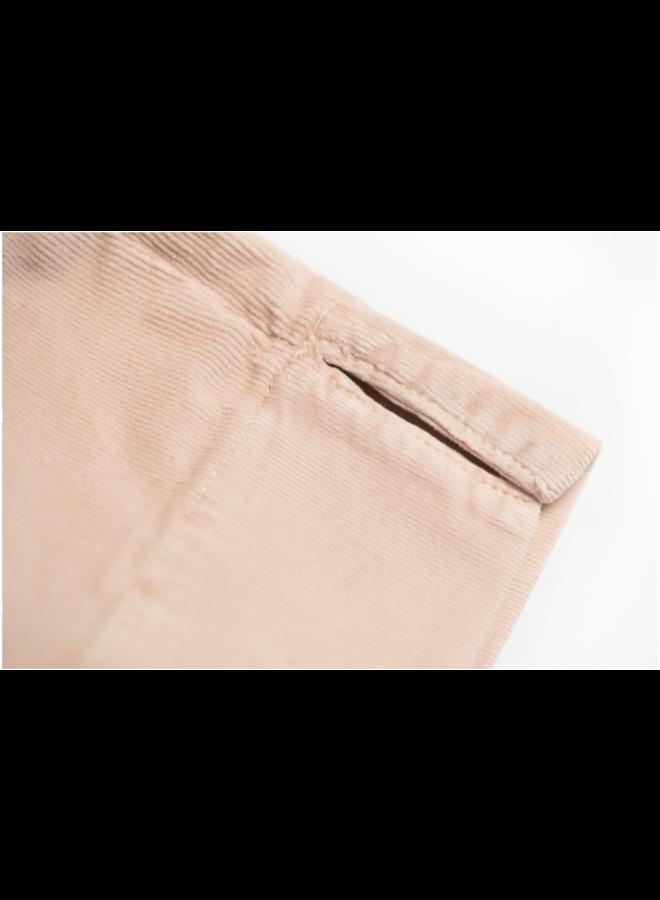 6373 Micro Fade | Celia Side | peach puree