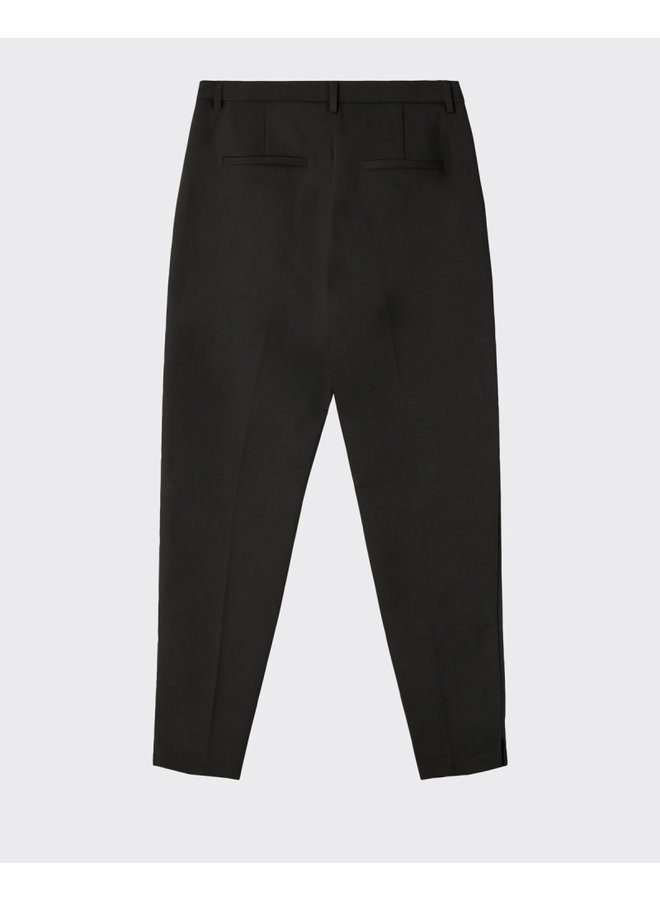 marisu casual pants | black