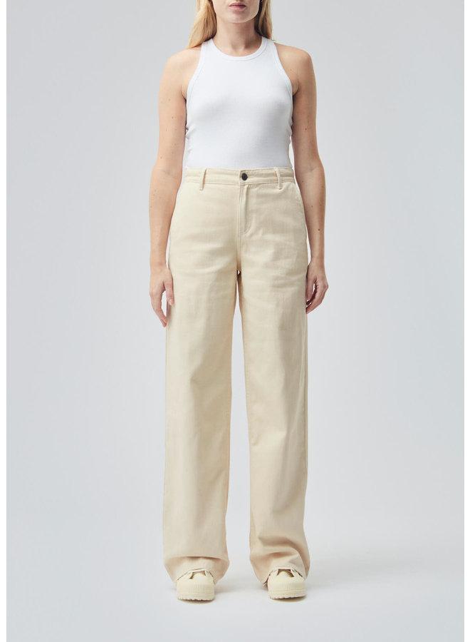 Harriet Jeans | cream milk