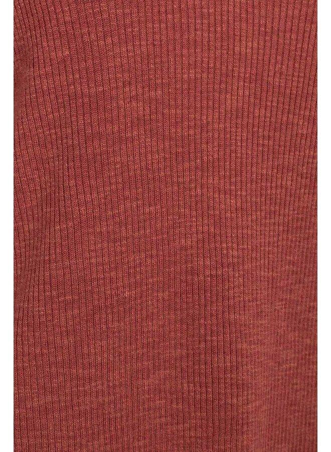 zaryna knit | baked clay