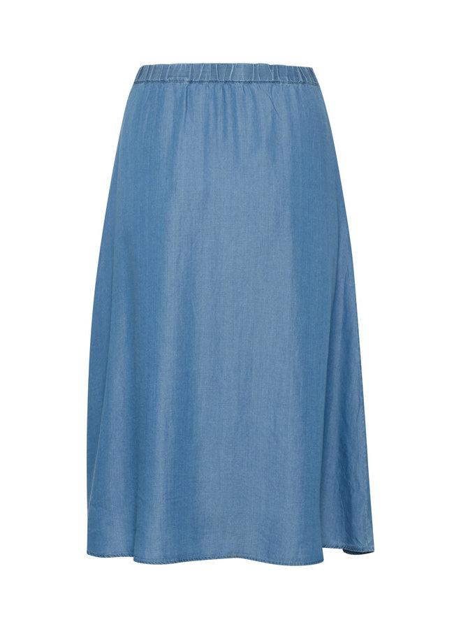 SLJones Skirt | classic blue denim