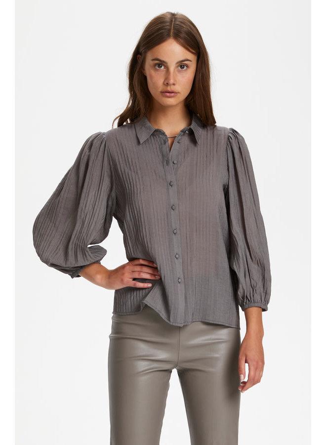 SLShag Stefani Shirt SS   brushed nickel